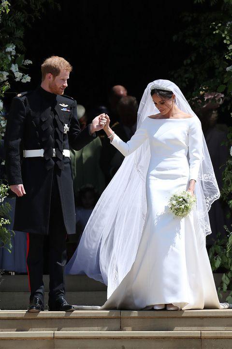 Shop Celebrity-Inspired Wedding Dresses - Best Celebrity Wedding Dresses