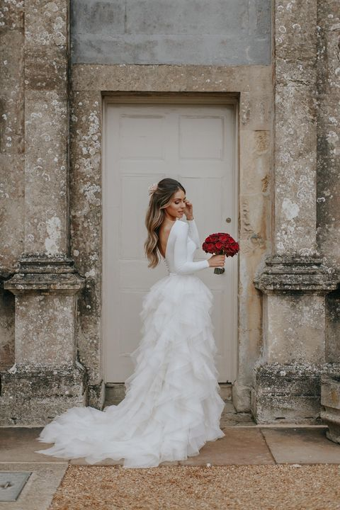 Wedding Inspiration Lydia Millen Shares Her Bridal Diary