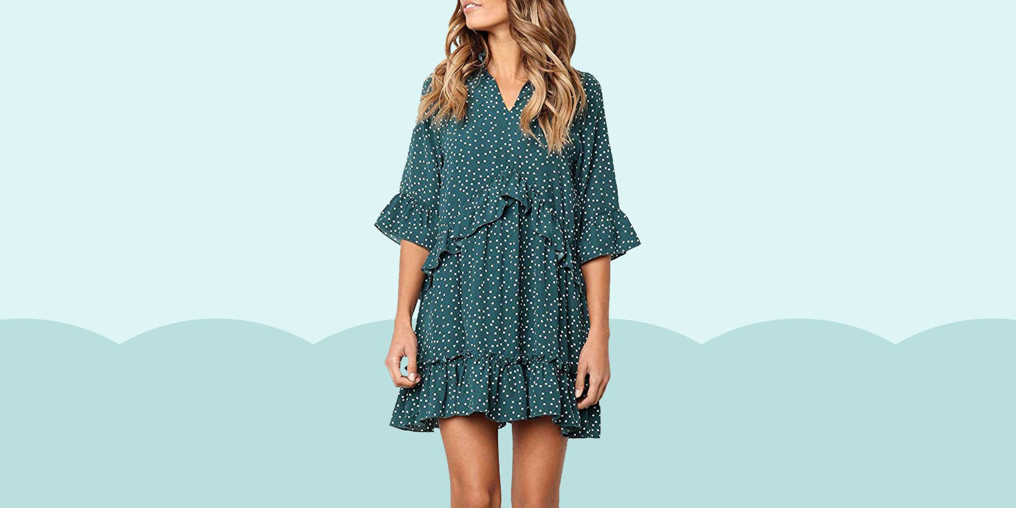 This $25 Dress on Amazon Is the Only One I Need on Any Vacation