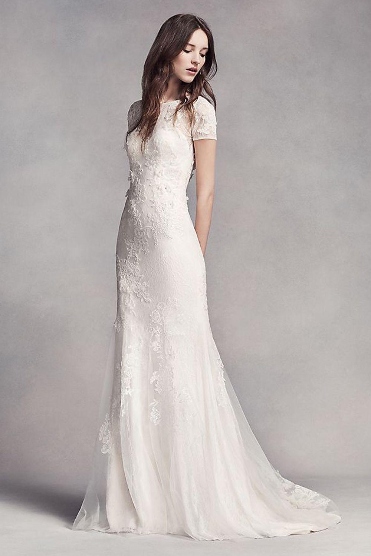 1ac5a8c84e Shop Celebrity-Inspired Wedding Dresses - Best Celebrity Wedding Dresses