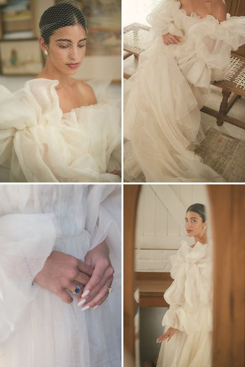 bettina looney wedding gown