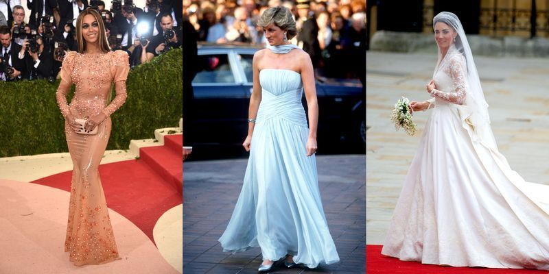 The 15 Most Expensive Celebrity Dresses of All Time