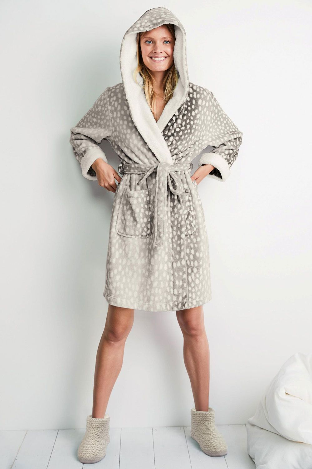 Womens dressing gown - 13 dressing gowns that are cosy AF