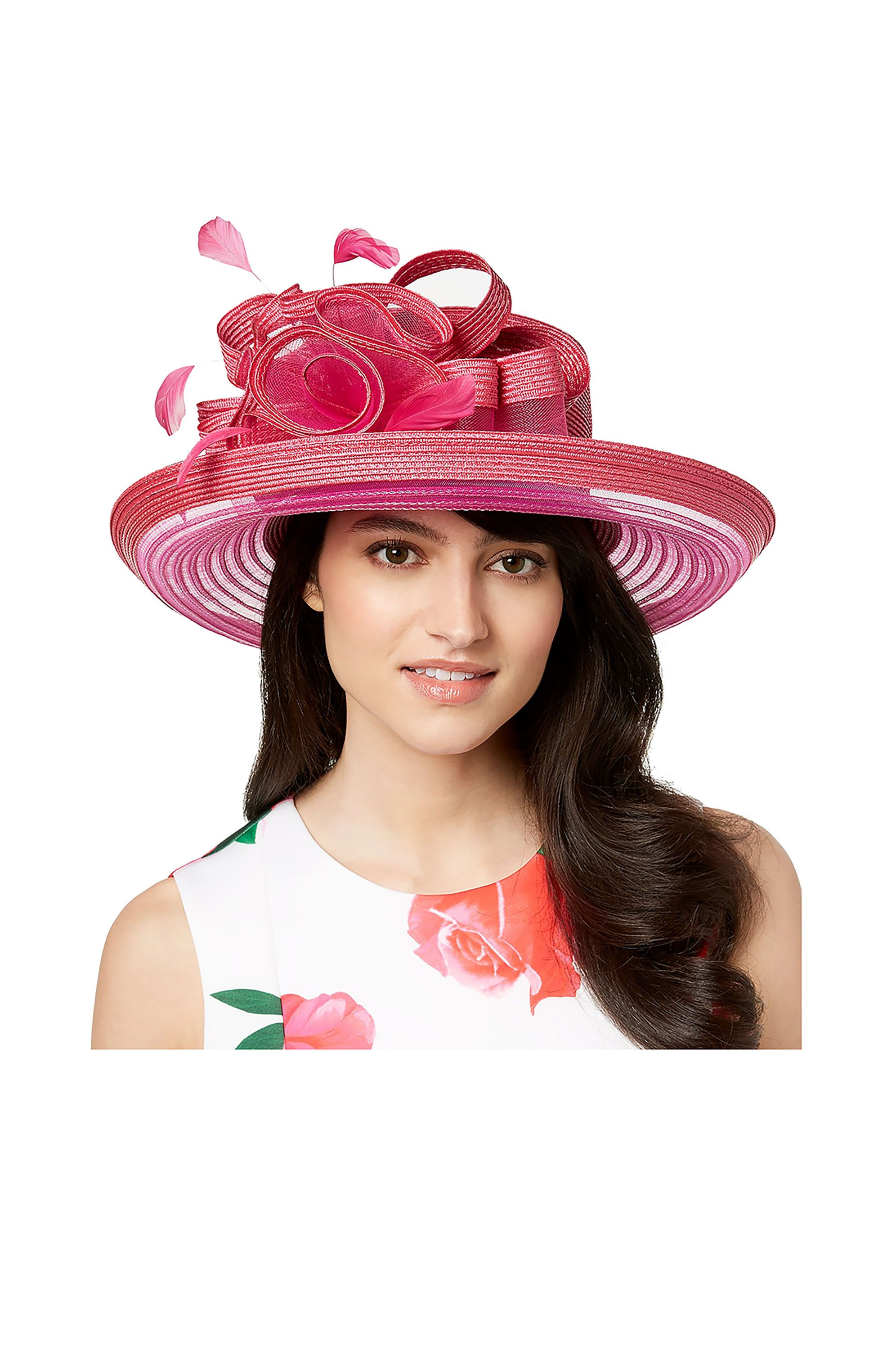dressy kentucky derby hat