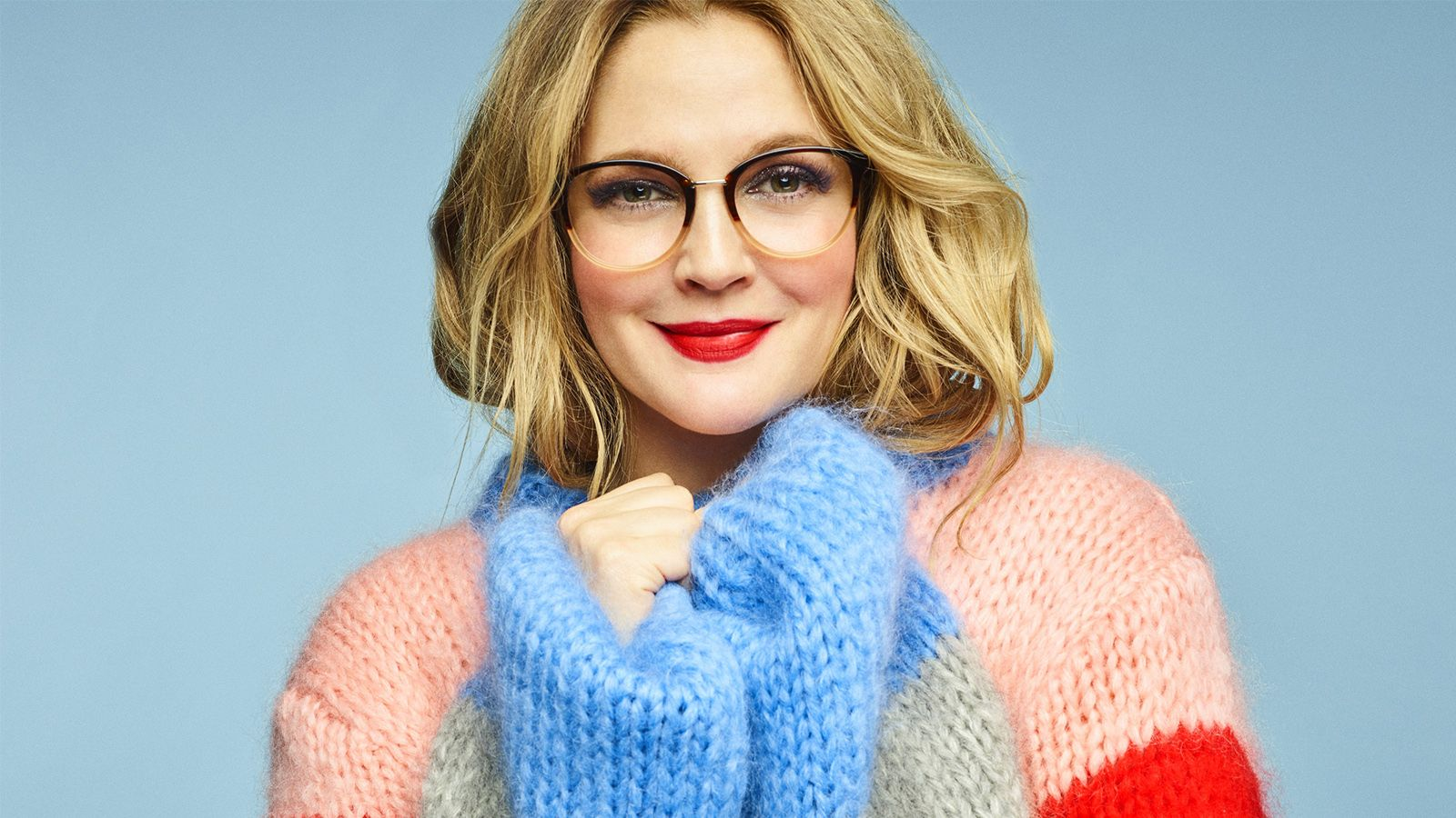 Drew Barrymore launches new FLOWER eyewear collection with Asda