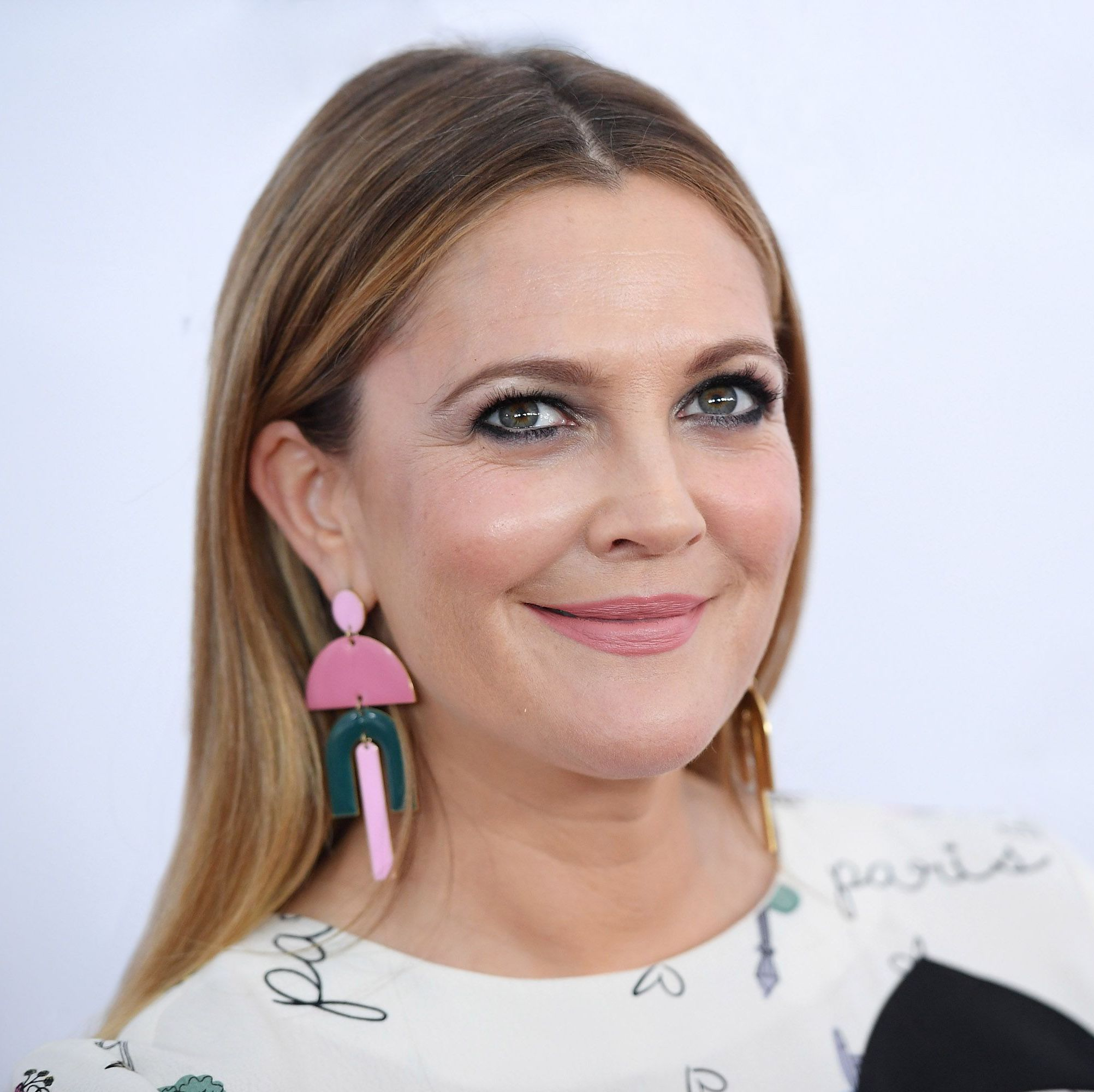 Drew Barrymore, 44, Reveals the Secrets to Her Youthful Skin