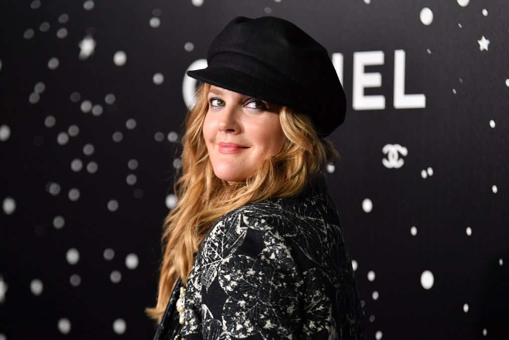 "Drew Barrymore on the fake reality of Instagram: ""Don't be fooled by what you see"""
