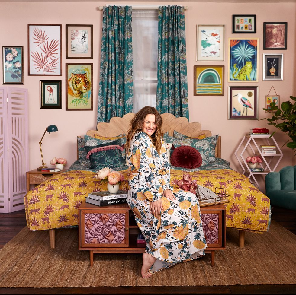 Drew Barrymore's Latest Flower Home Collection Has All You Need for Fall