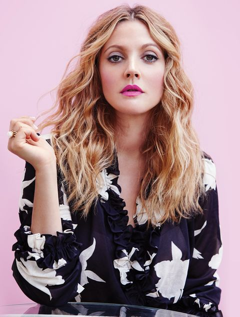 Drew Barrymore On Becoming A Beauty Boss