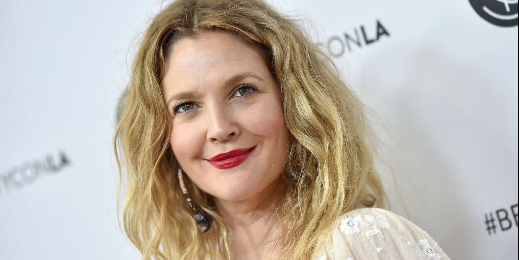 Drew Barrymore Just Posted Before and After Photos of Her 20 lb Weight Loss Transformation
