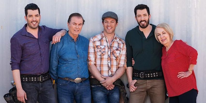 Drew And Jonathan Scott Designed A Forever Home With Their