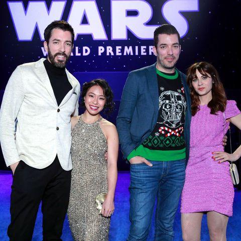 "premiere of disney's ""star wars the rise of skywalker""   red carpet"