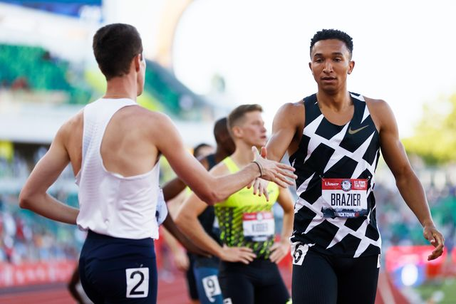 donavan brazier, campeón mundial de 800 metros, no irá a tokio