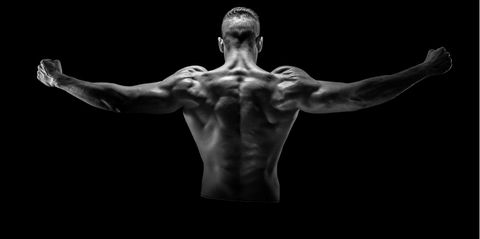 schouderspieren