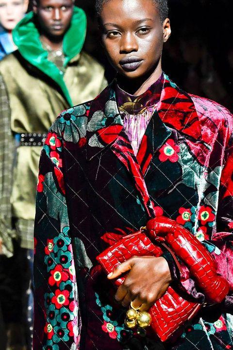 dries van noten  runway   paris fashion week womenswear fallwinter 20202021