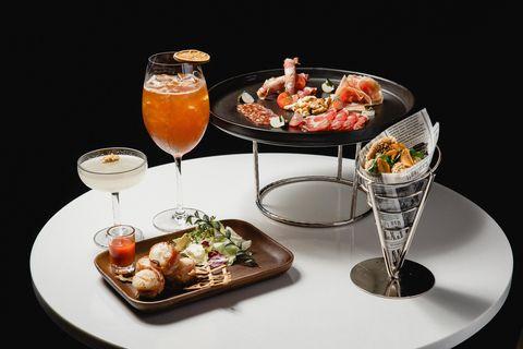 台北最新高空酒吧drift bar開幕推出無限暢飲!攜手亨利爵士琴酒X唐寧茶推出系列茶酒女生一定愛