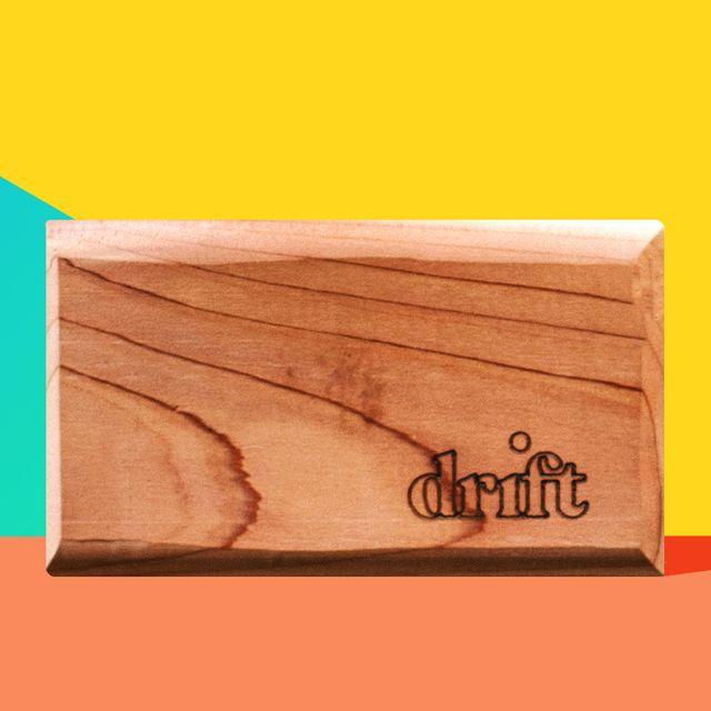 little lifesaver drift wood car air freshener