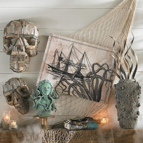 Design, Room, Furniture, Pattern, Plant, Silver, Still life photography, Twig, Illustration, Interior design,