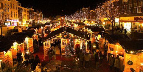 De Mooiste Kerstmarkten Van Nederland Op Een Rij