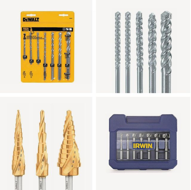 Best Drill Bit Sets Of 2020 Drill Bit Reviews