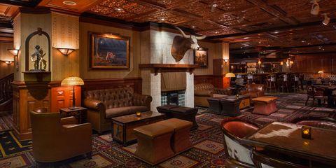Driskill Bar – Austin,Texas