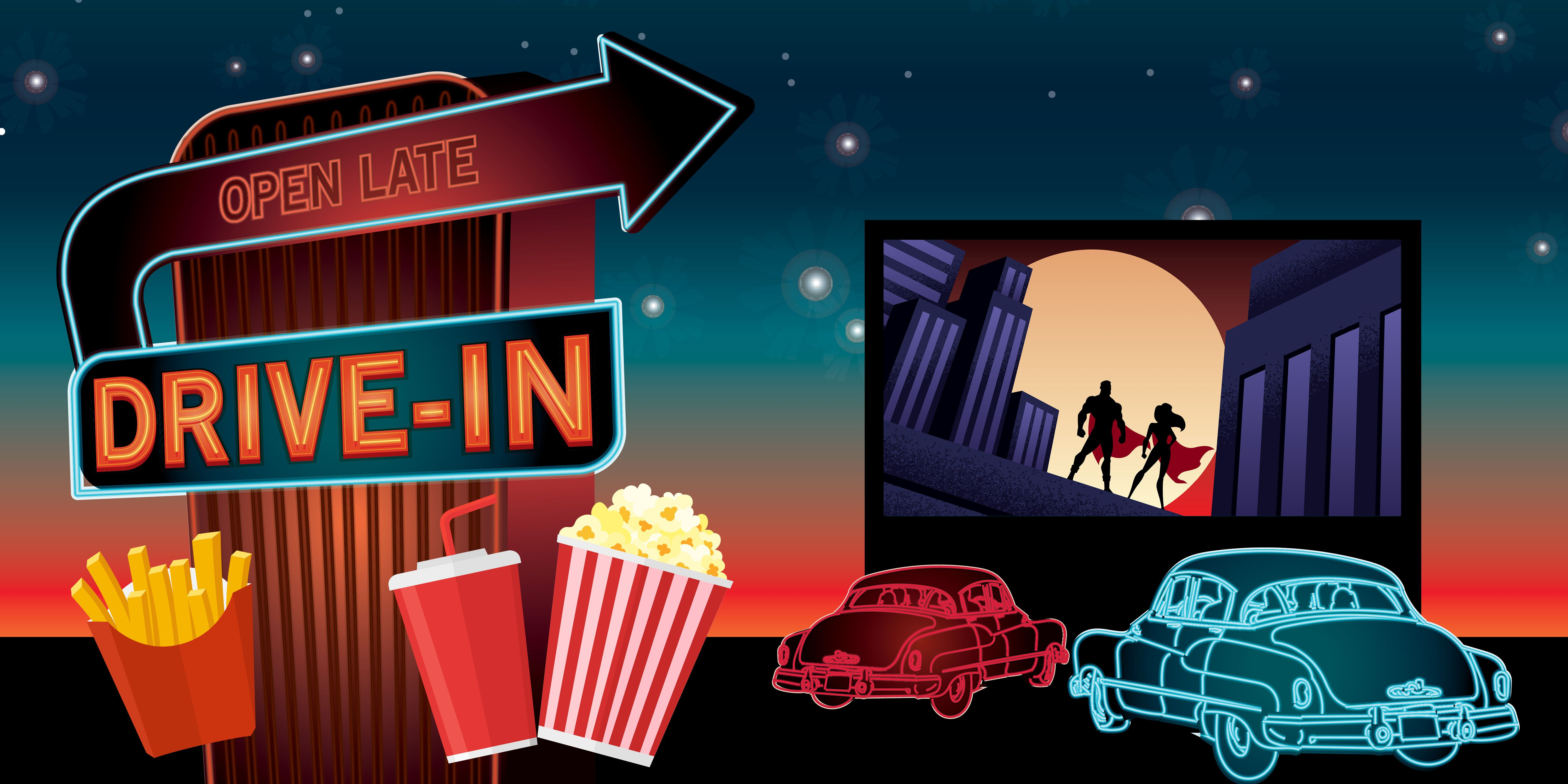 The Best Drive In Movie Theaters By State Drive In Cimenas