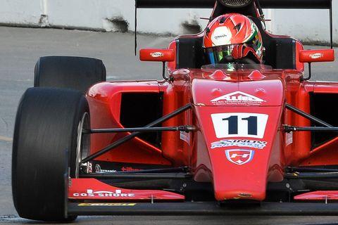 Toronto Honda Indy 2019. Indy Pro 2000