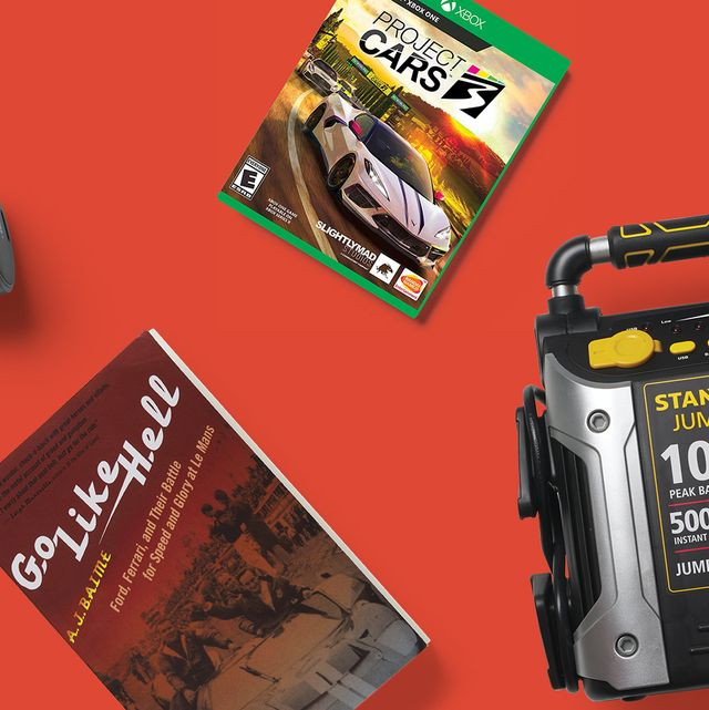 driver gift guide