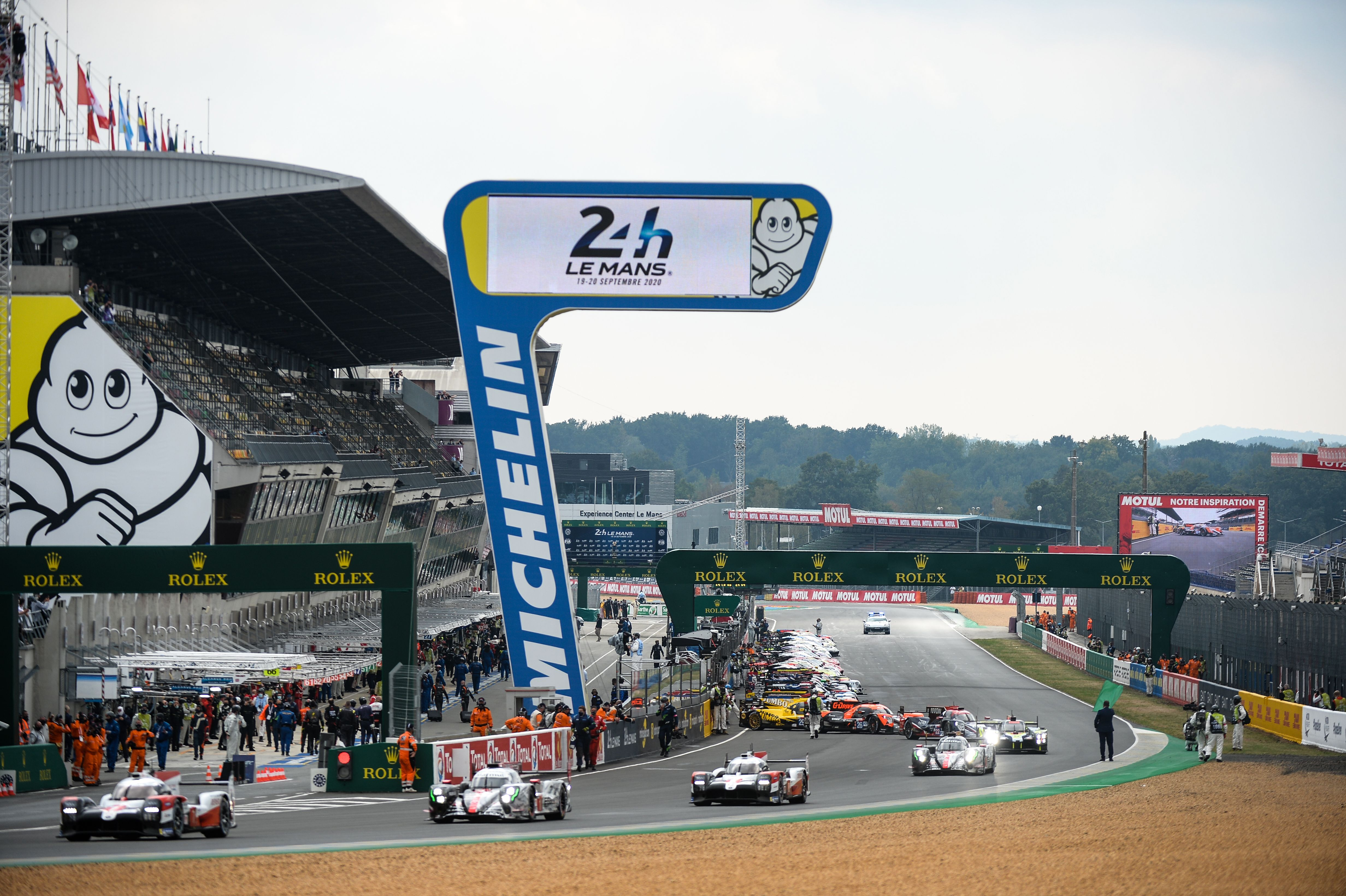 Where To Watch Racing This Le Mans Weekend