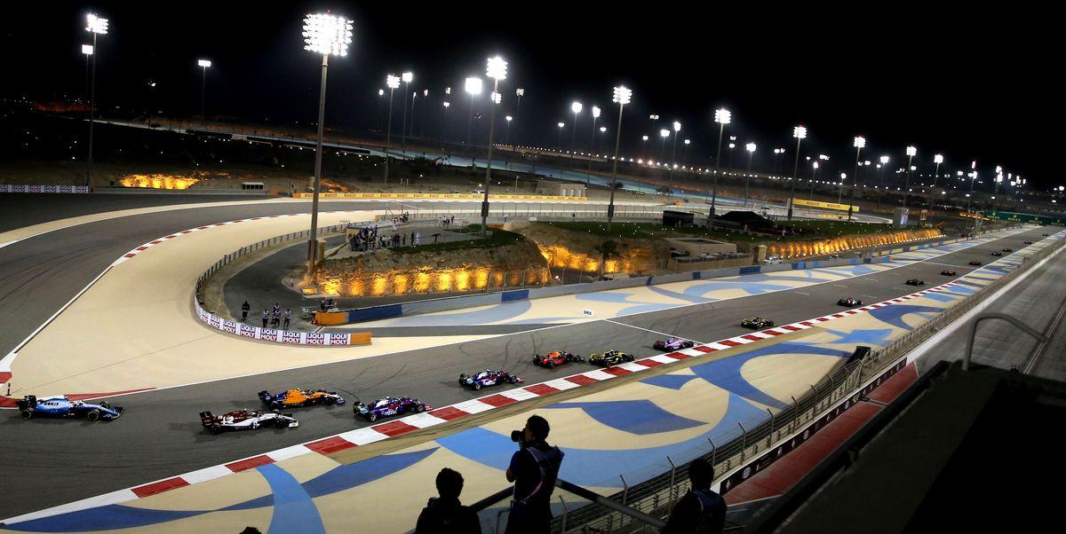 F1 Bahrain 2021