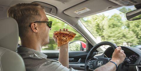 Driving, Vehicle, Motor vehicle, Luxury vehicle, Vehicle door, Steering wheel, Car, Steering part, Personal luxury car, Windshield,