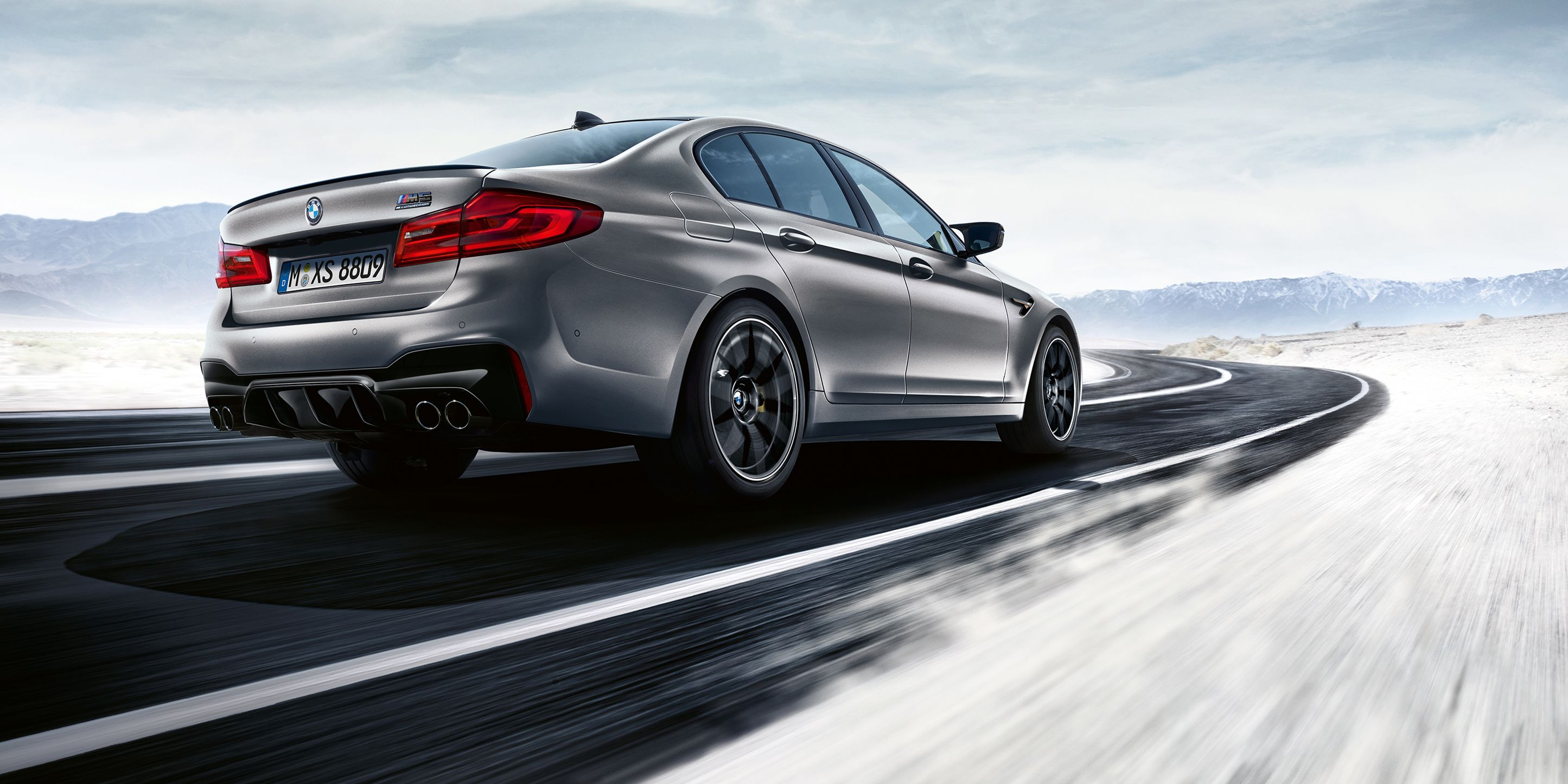 Bmw M5 0 60 >> The 617 Hp 2019 Bmw M5 Competition Is Proof The Performance Car