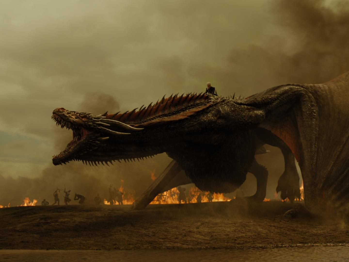 Why Did Drogon Destroy the Iron Throne in the 'Game of Thrones' Finale?