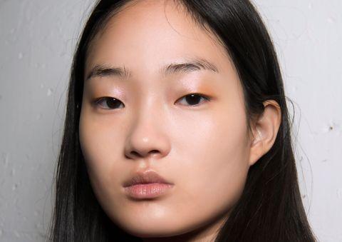Face, Eyebrow, Hair, Cheek, Lip, Nose, Forehead, Skin, Chin, Head,
