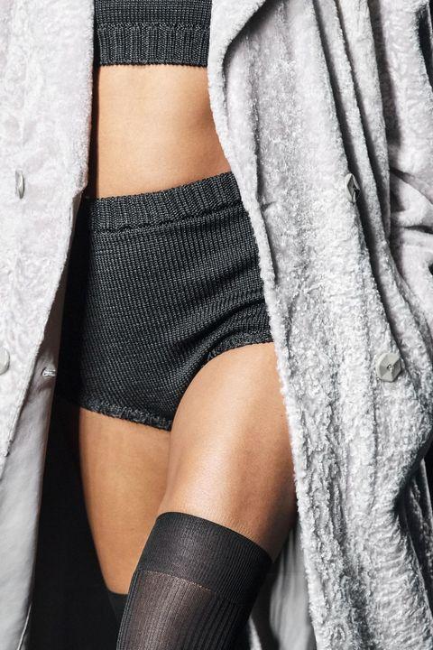 shorts di lana moda inverno 2021