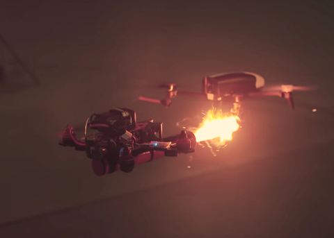 Acheter drone lyon drone dji spark