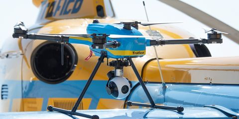 drones dgt caracteristicas