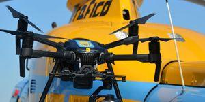 Drones multa DGT operacion salida