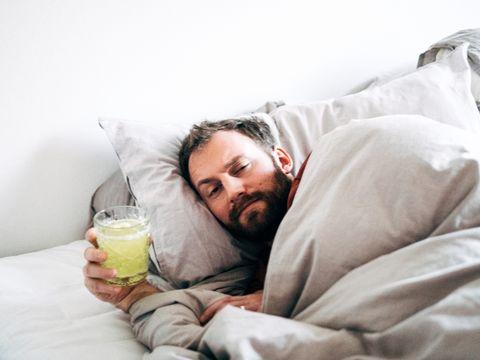 Waarom Je Nooit Dronken Naar Bed Moet Gaan