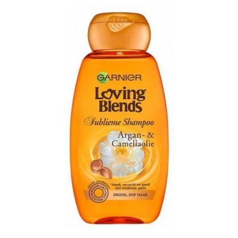 Garnier Loving Blends Argan And Cameliaolie Shampoo