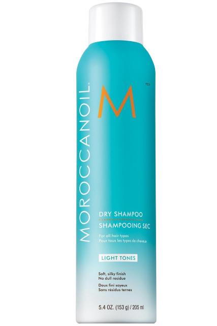 droogshampoo moroccan oil licht haar