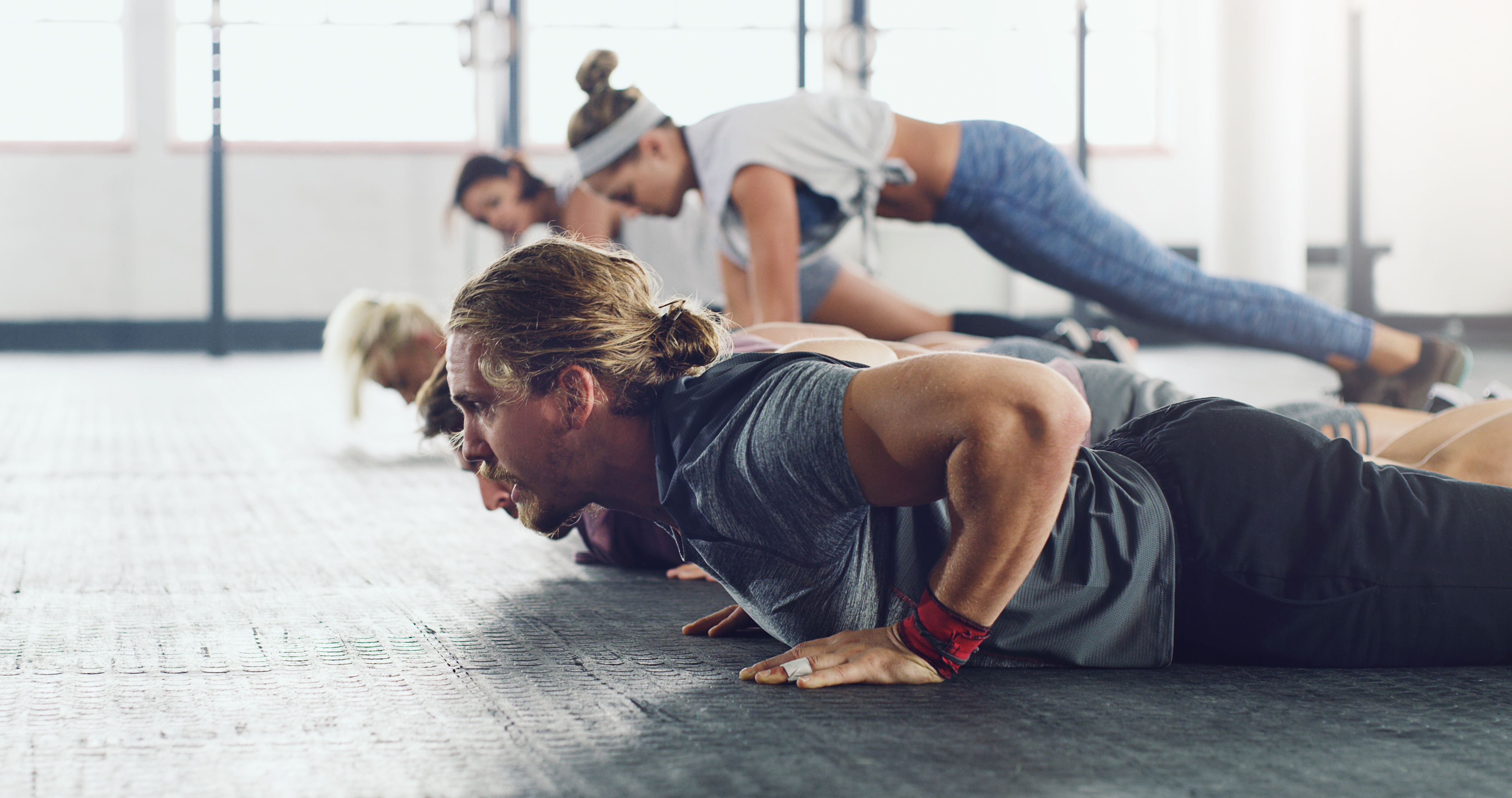 How to Do a Burpee the Right Way