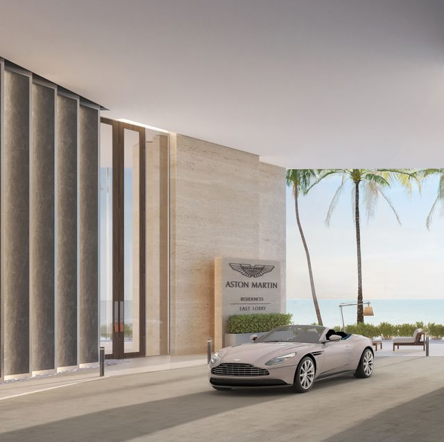 Aston Martin S New Florida Residences Come With A Dbx Or Db11