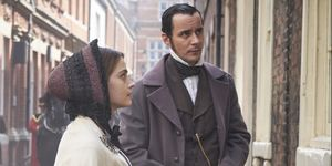 VICTORIA tv john snow cholera true story