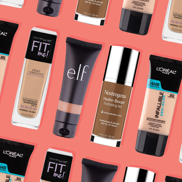 10 Best Drugstore Foundations for Dry Skin 2020, According to Skin Experts