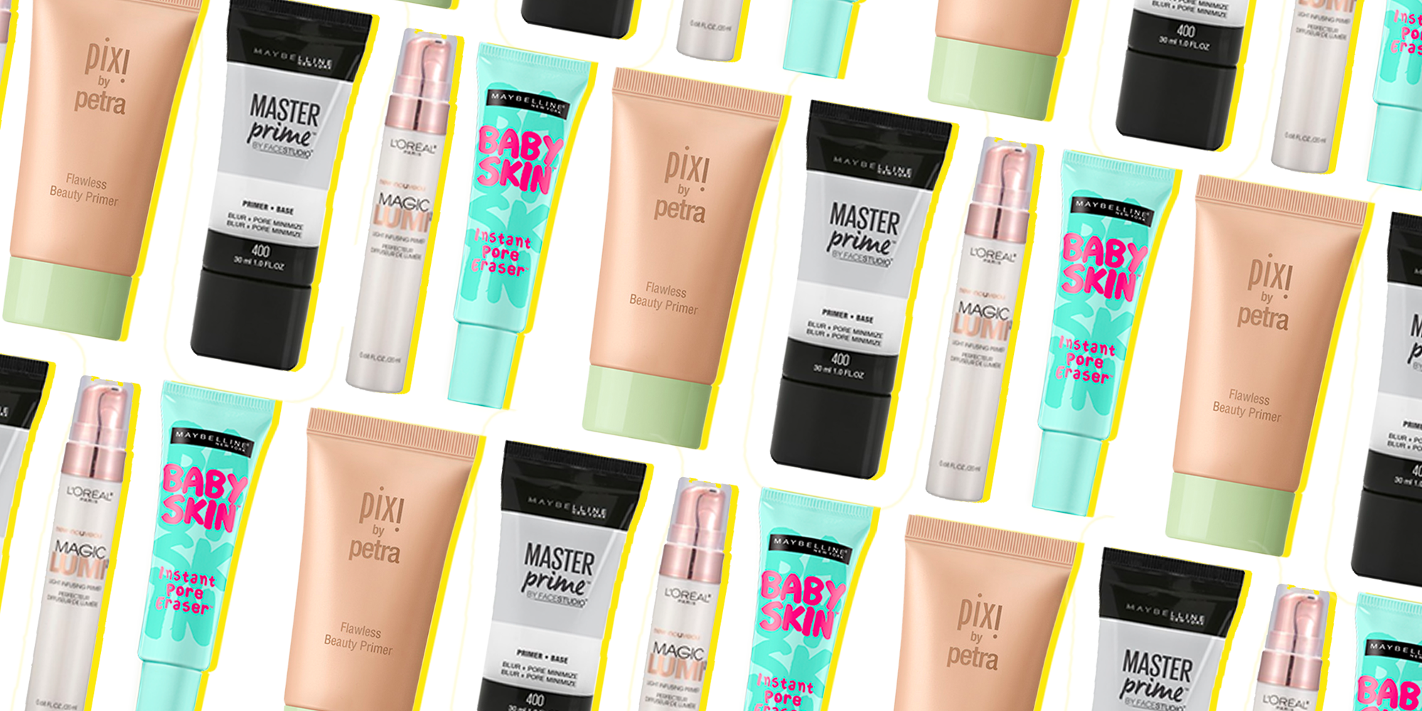 The Best Drugstore Primers for Picture Perfect Skin
