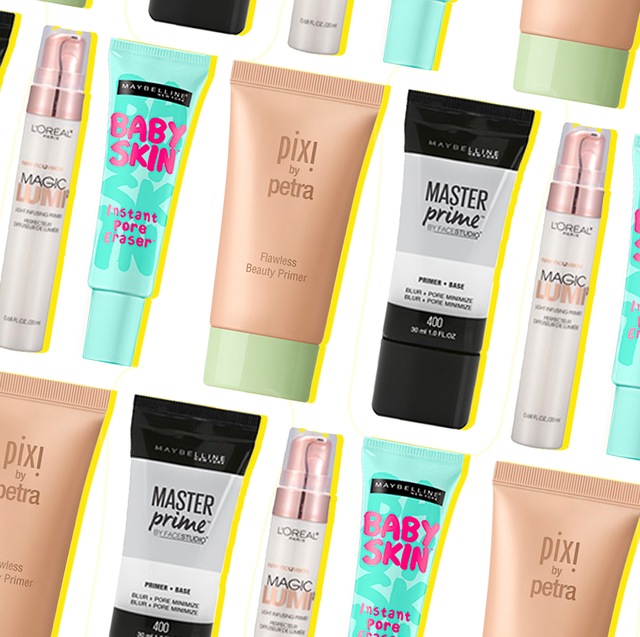 10 Best Drugstore Primers For Long Lasting Makeup 2020