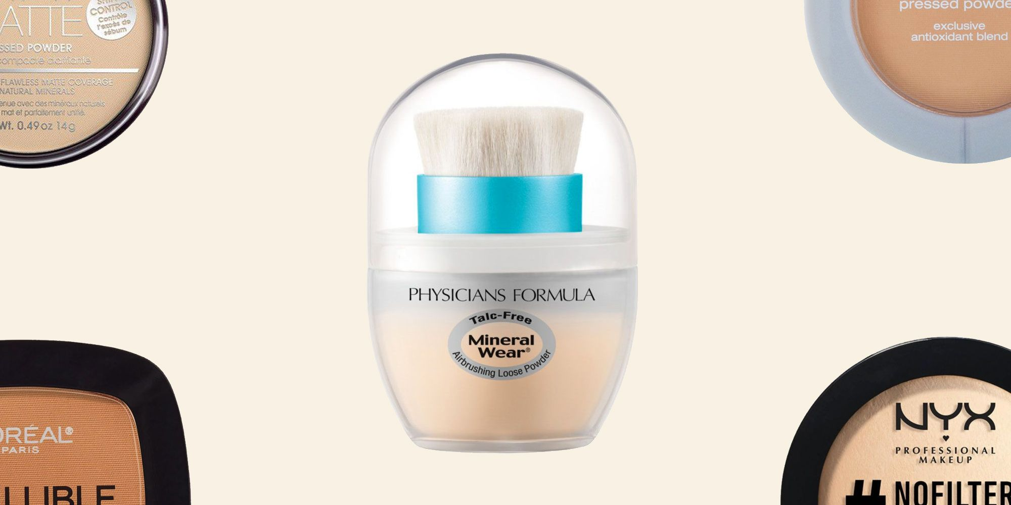 10 Best Drugstore Setting Powders Cheap Translucent Finishing Powders