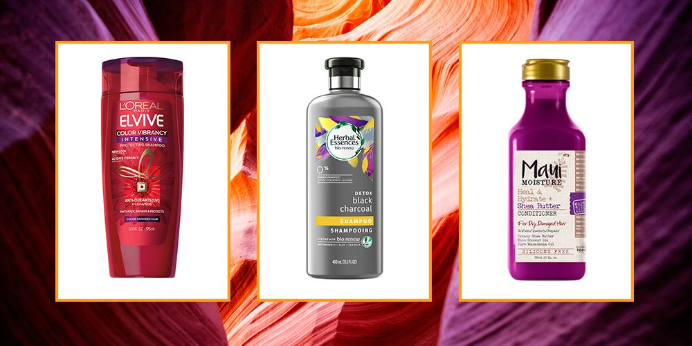 Best drugstore shampoo for dry frizzy hair