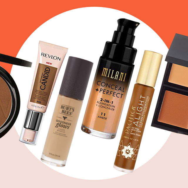 Best Drugstore Foundation 2019 15 Best Drugstore Foundations 2019 For All Skin Tones And Types
